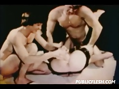 Vintage Underfround Gay BDSM And Fisting