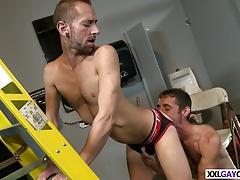 Big Dick Deep In His Ass