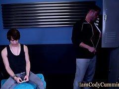 Muscular Cody Cummings