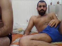 str8 Turkish allies On webcam