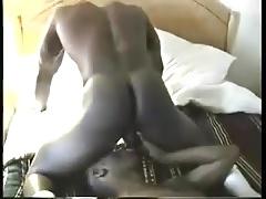 Black Couple Fucking Hard