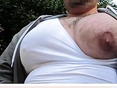 massive manboobs