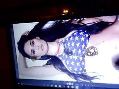 Nikki bella hot spit cum tribute