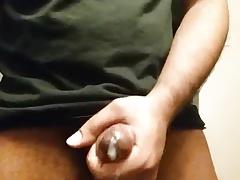Cream that dick bro'  Jerk off & Cum