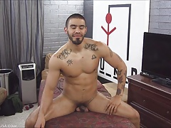Casey removes the sex toy and Izzy starts to grow
