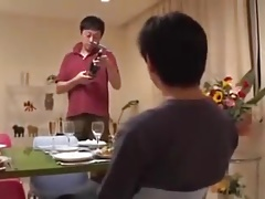 Akiho Yoshizawa Young Wife Her Husband's