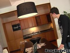 Young euro stud rimmed by oldman