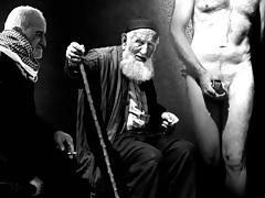 Old Men Beauty
