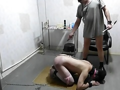 Spanking with Master