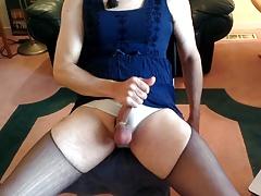 surprise under the blue dress part 2 of 4