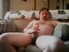 Beefy on couch 9817