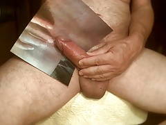 Tribute for nola666- cumshot on her pussy