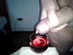 Cum on Food - Red Wine