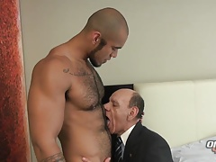 Porn Actor meets Daddy