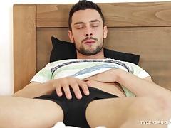 Big Dick Lukas Novy Stroking