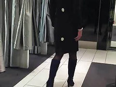 Karen Millen skirt suit (non sexual)