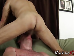 Dick starved cock sucker is ready for sucking and fucking