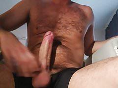 Jerking my dick 10