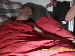 twink fucked bareback and cremapie by daddy xxl