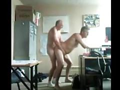 Daddy and Grandpa fun