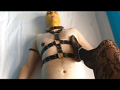 Pissslave has to spend piss for his master