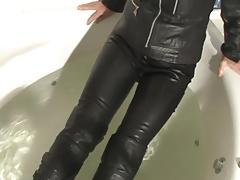Bath Leather