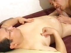Japanese daddy bear