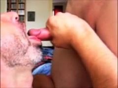 Bukkake! - Cum Eaters Compilation
