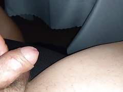 Me and my horny uncut cock
