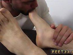 KC's New Foot & Sock Slave