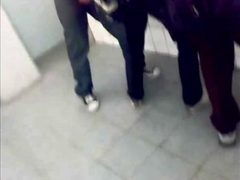 train station bathroom blowjob