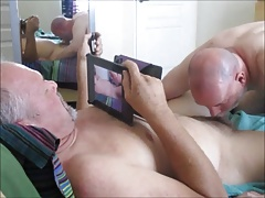 Poppered & Butt-Plugged Plumber Gets Penis Pumped & Popped.