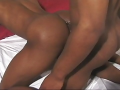 black gays in a very dirty anal sex