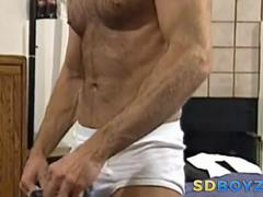 Rubbed and fucked amateur