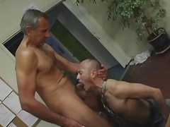 daddy bang guy in office