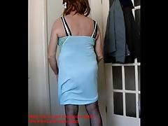 Marys suspender tights