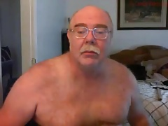 Dad Shows His Hairy Body
