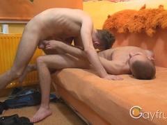 GayFruit- Ricky and Tristan