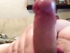 Asian Chub - Playing on the bed
