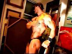 Amazing bodybuilder