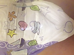 cute diaper wetting