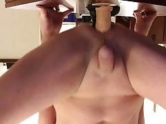 Double anal dildos