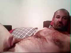 Str8 dad can show ass too