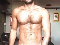 A hot hairy gay