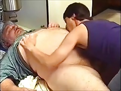 Sex With The Fat Plumber