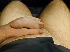 Dick Grows From Soft to Hard