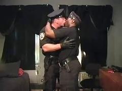 Interracial have an intercourse of versatile cigar cops.