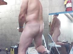 JoeyD rubs Cock Shakes Butt NO ANAL...?