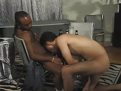 Interracial in the Bar