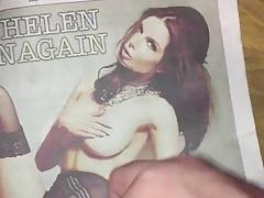 Helen Flanagan Cum Tribute 3